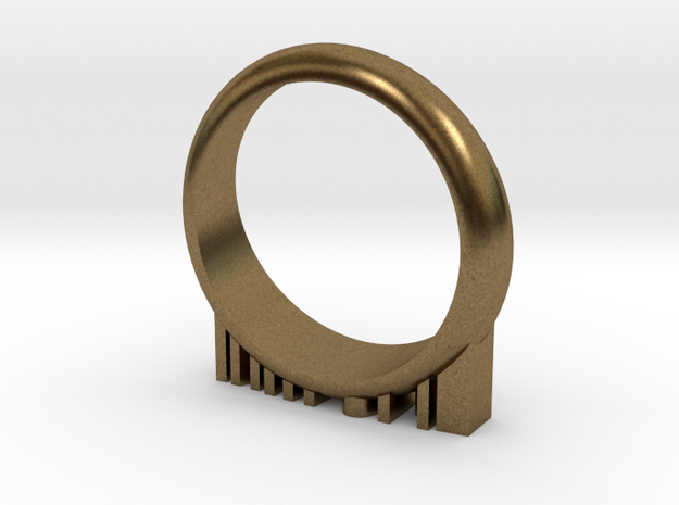 EPIC WIN! Ring 3d printed