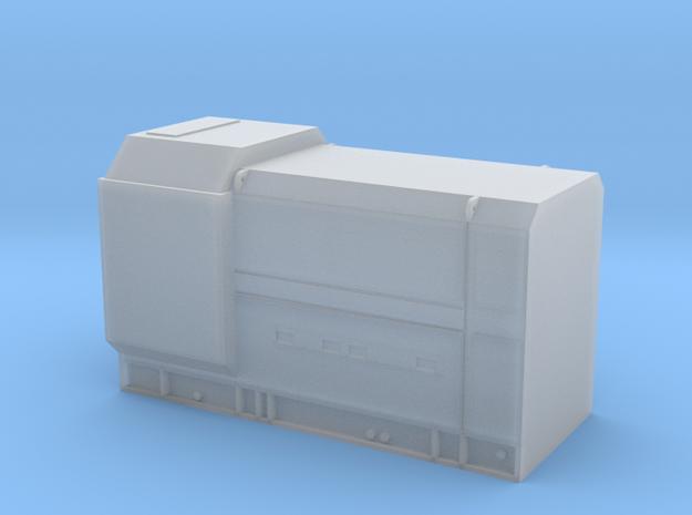 Flatcar Load - Oil Drawworks - Nscale 3d printed