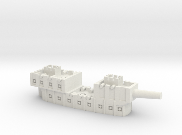 Fantasy Fleet First-Rate 3d printed
