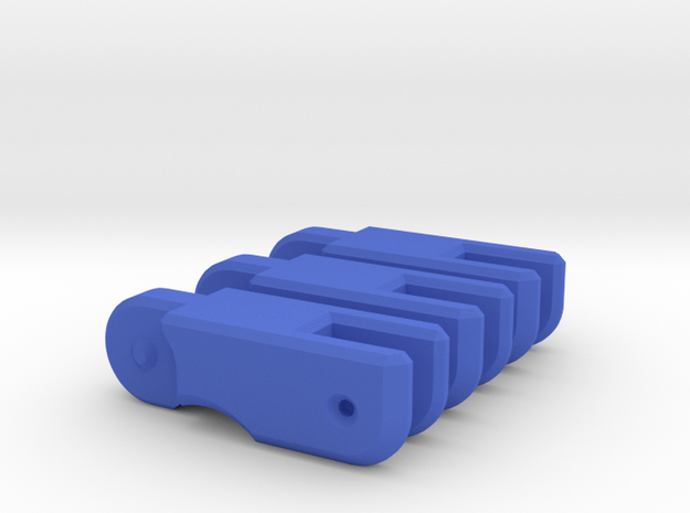 MP Seeker spare fingers 3d printed
