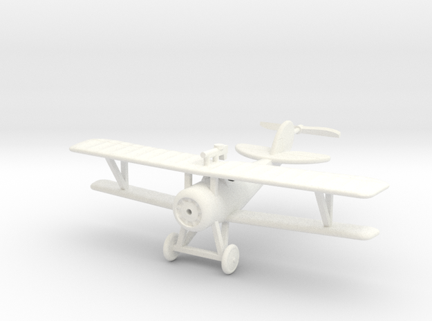 1/144 Nieuport 24 (Lewis) 3d printed
