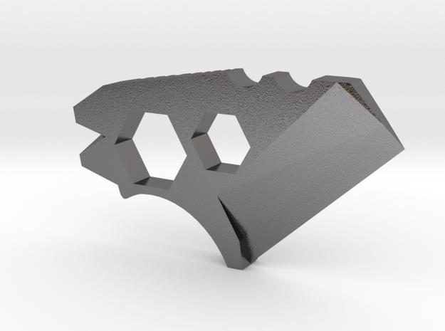 ''ShapeTool Pico'' Keychain Multitool 3d printed