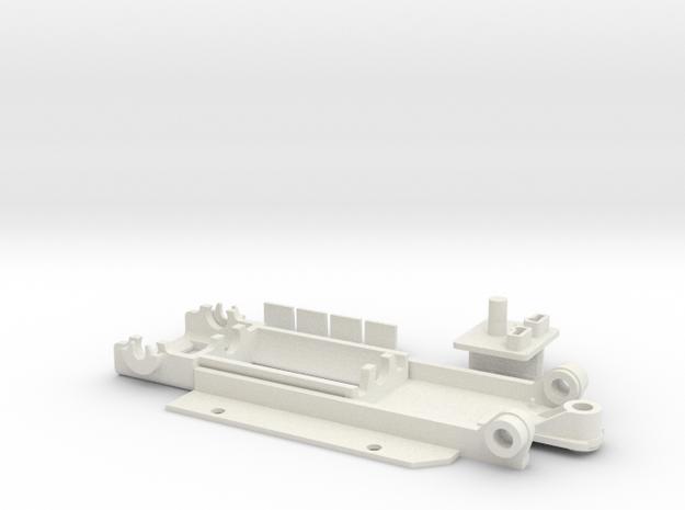 AstonMartinDBR9 Typ2 BG in White Natural Versatile Plastic