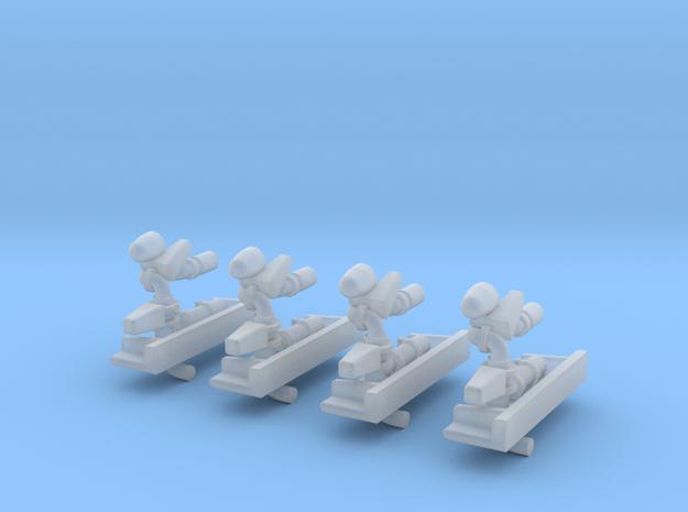 Werfer-Automatic Zetros mit Winde 3d printed