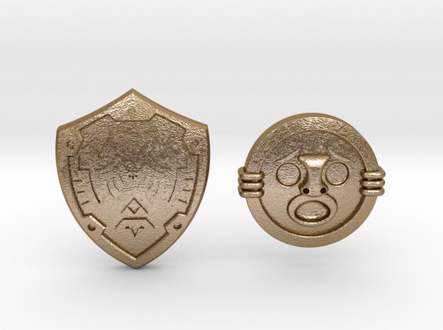 Shield Pack II 3d printed