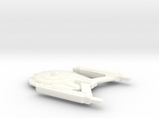 USS Mentor 3d printed
