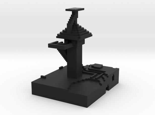 tower 3d printed