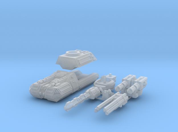 MG144-HE002C Turma Multirole Vehicle (Medium Tank) 3d printed