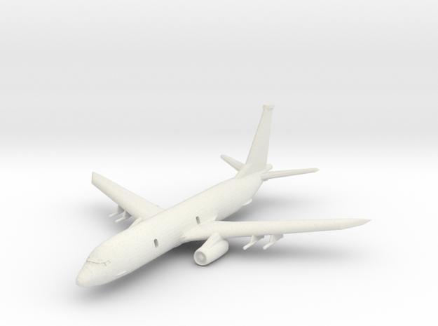 1/300 Boeing P-8 Poseidon in White Natural Versatile Plastic