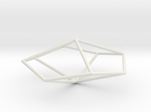 TetragonalTrapezohedron 70mm 3d printed