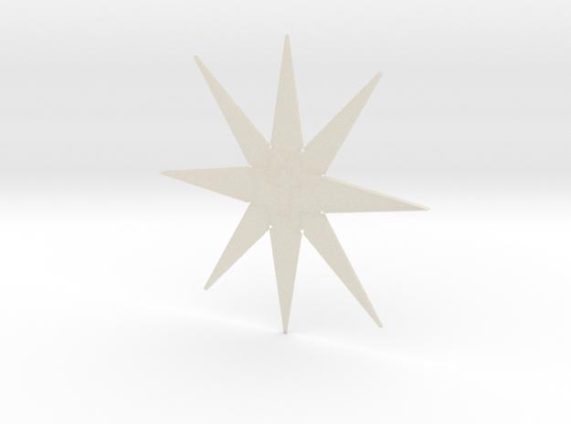 Heritage Logo 3d printed