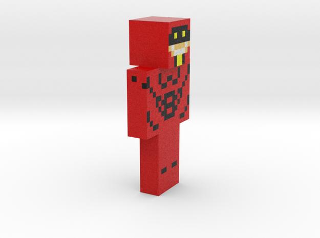 6cm | pizzanik 3d printed
