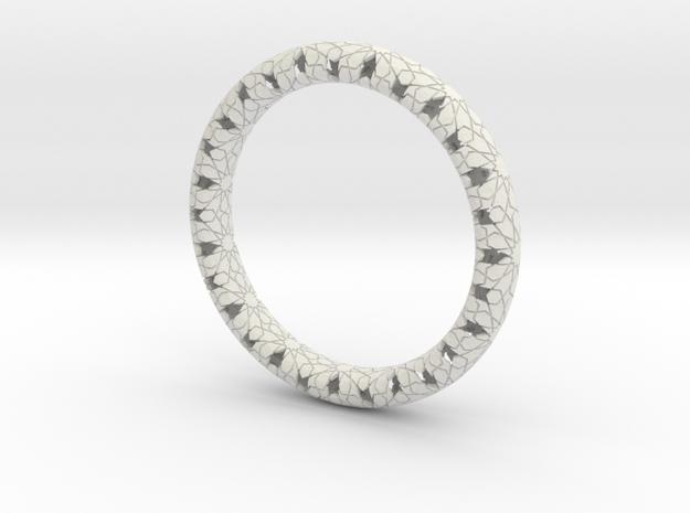 Beraldo Bangle - Silver
