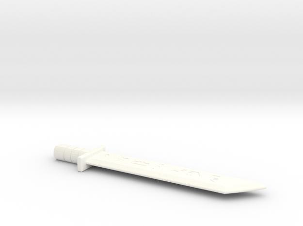 Small Drift Sword Forgive 3d printed