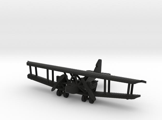 Aircraft- AEG G.IV Bomber (1/350th) 3d printed