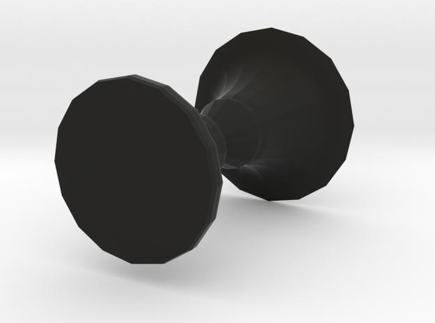 Illusion Vase 3d printed