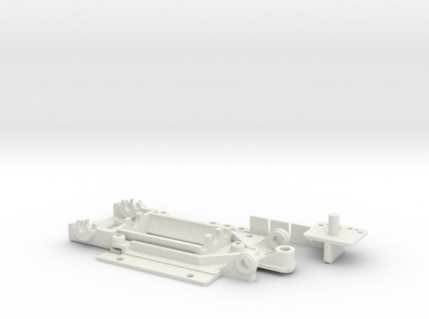 917 Typ3 SG in White Natural Versatile Plastic