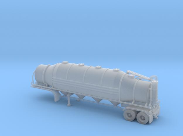 N scale 1/160 Heil 1625V Dry Bulk, Trailer 10b