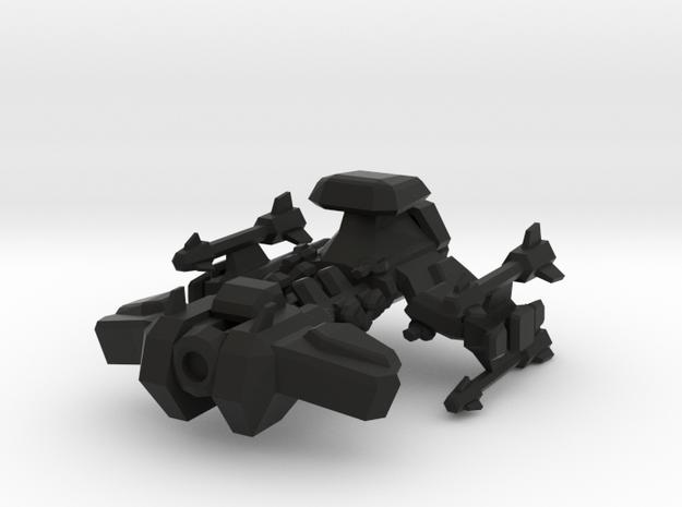 Star Battle Cruiser - Smaller 3d printed
