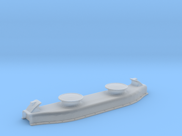 Titanic Double Fairlead 1:100 in Frosted Ultra Detail