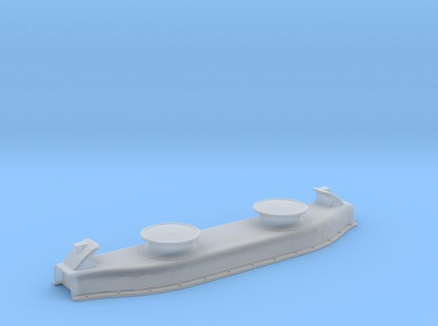 Titanic Double Fairlead 1:100 3d printed