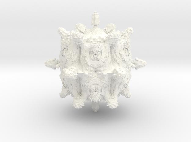 Juliusbulb z^7 new in White Processed Versatile Plastic