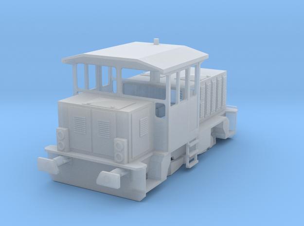 CSD 704 TT Scale (1:120) 3d printed