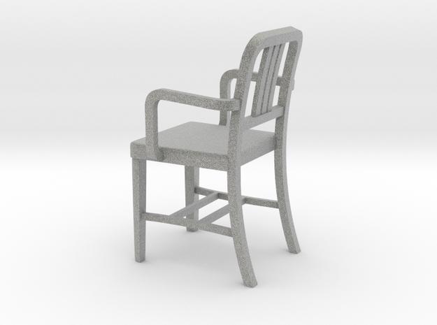 1:24 Alum Chair 1 (Not Full Size)