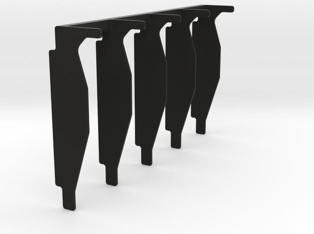 13006-54 in Black Natural Versatile Plastic