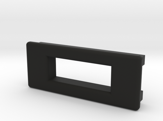 Screen Cradle - Rectangle with Filet Edges 3d printed