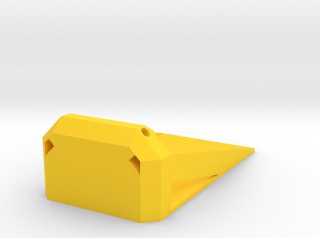 R/C Receiver Diversity Block  3d printed
