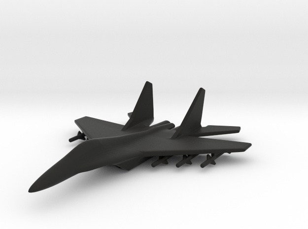 1/285 (6mm) Mig-35 Fighter 3d printed