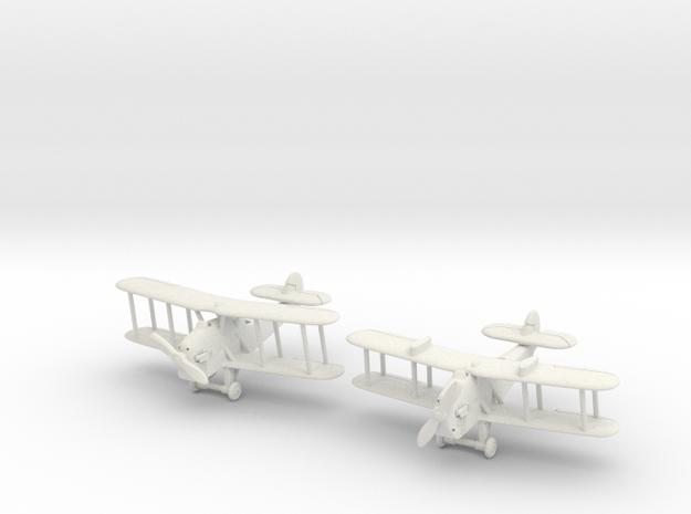 Blackburn set (2 airplanes) 1/285 6mm 3d printed