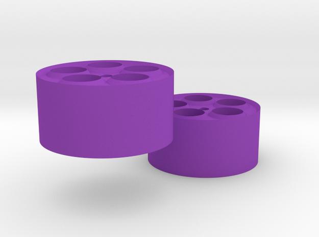 30mm wheel pair 3d printed