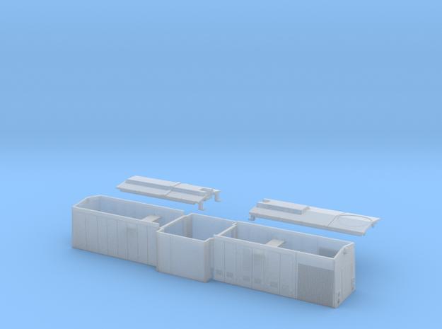 V100 (1:120) in Smooth Fine Detail Plastic