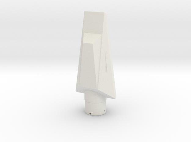 NC-60 (Upscale Orion/Manta) in White Natural Versatile Plastic