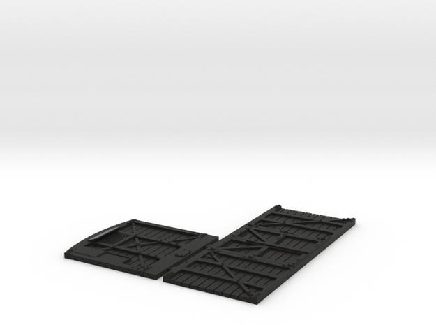 GNSR 16S Flatpack HO 3d printed