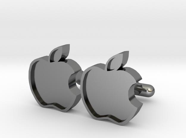 Apple Cufflink