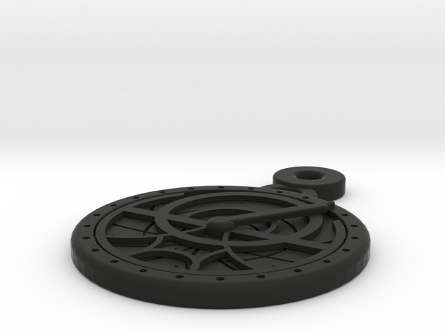 Astrolabe 3d printed