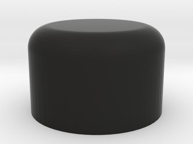 MP-10 Ion Blaster Barrel Plug in Black Natural Versatile Plastic