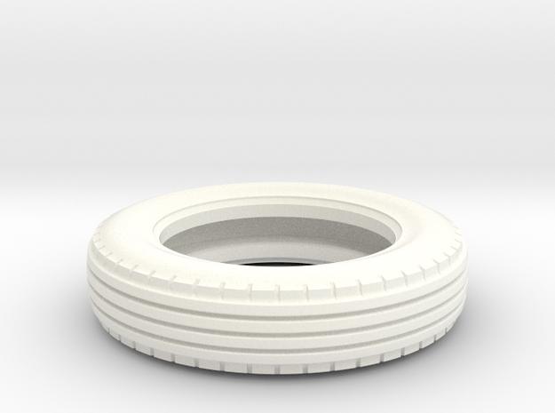 1/8 Firestone (version A) Front Midget Tire 3d printed