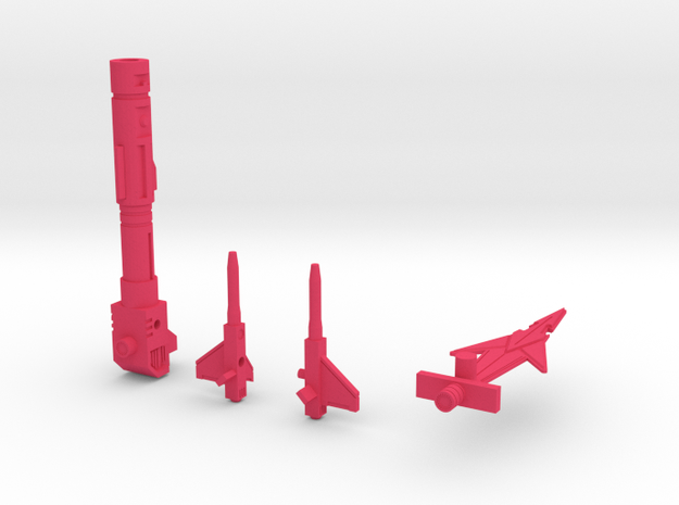 Sunlink - BC12 Metalbirdie v1 Complete Set 3d printed