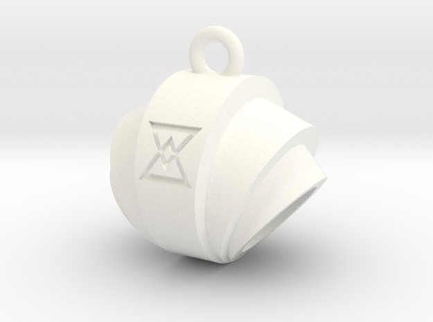 Pendant- Runestone Small- Holder 3d printed