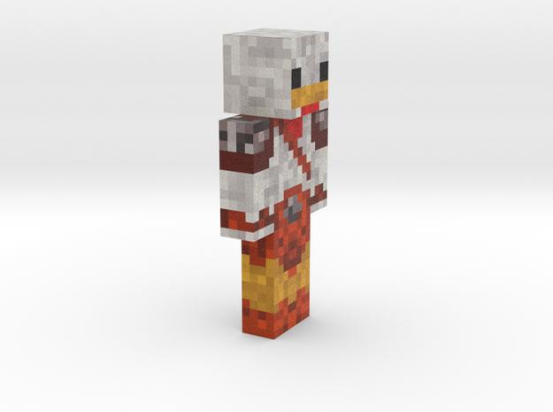 6cm | ChicknMangoCurry 3d printed