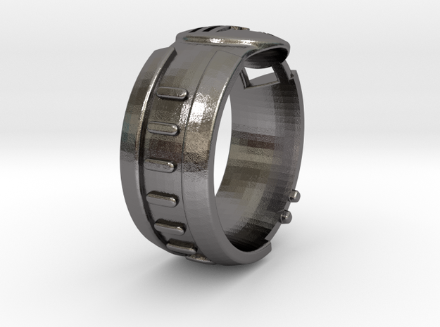 Visor Ring 10 3d printed