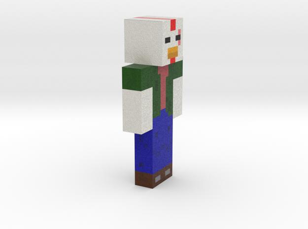 6cm | TonyTheChopper 3d printed