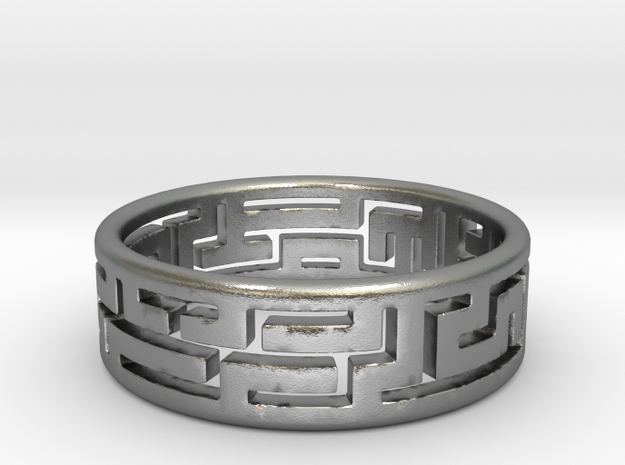 Maze ring size 7