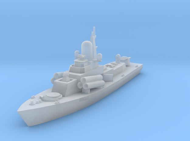 1/1250 Nanuchka Soviet Missile Corvette 3d printed