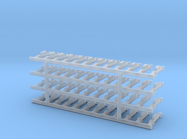 1/350 GBU-27 Paveway III (x48) in Smooth Fine Detail Plastic