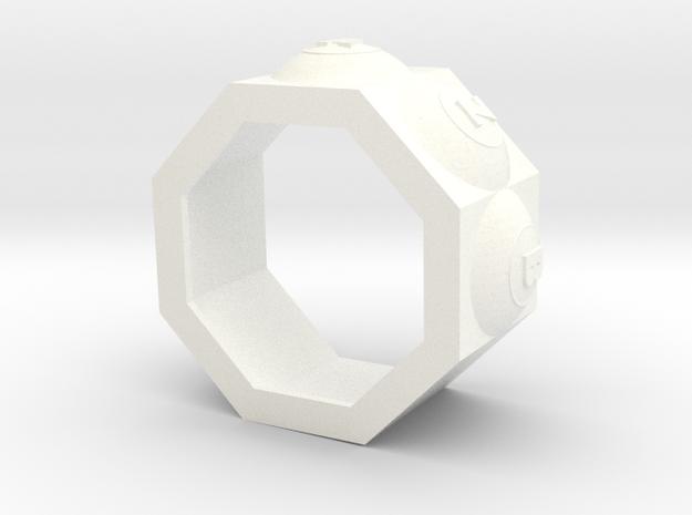 AZB PREDATOR Octagon 3d printed